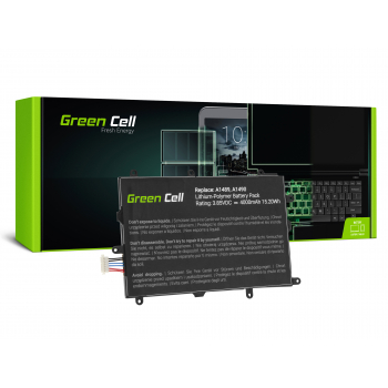 Bateria Green Cell SP4073B3H do Samsung Galaxy Tab
