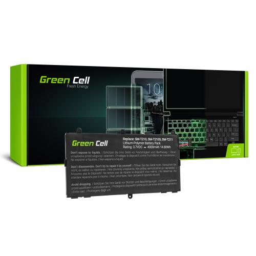 Bateria Green Cell T4000E do Samsung Galaxy Tab 3 7.0 P3200 T210 T211