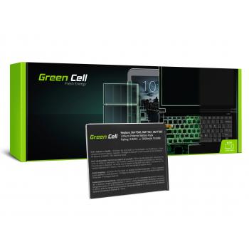 Bateria Green Cell EB-BT561ABA EB-BT561ABE do Samsung Galaxy Tab E 9.6 T560 T561