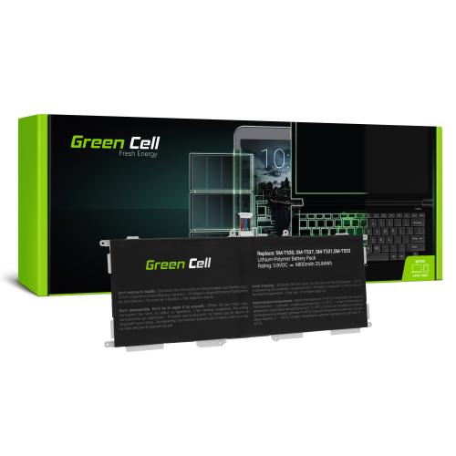 Bateria Green Cell EB-BT530FBC EB-BT530FBU do Samsung Galaxy Tab 4 10.1 T530 T535 T537