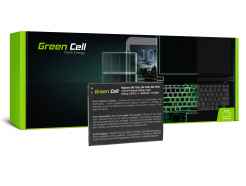 Bateria Green Cell EB-BT365BBU do Samsung Galaxy Tab Active 8.0 T360 T365