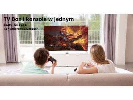 Xiaomi Mi Box 4K Ultra HD / HDR Android TV 6.0 wersja EU odtwarzacz multimedialny Smart TV