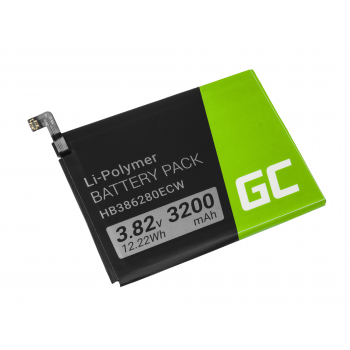 Bateria Green Cell HB386280ECW do telefonu Huawei Honor 9 Huawei P10
