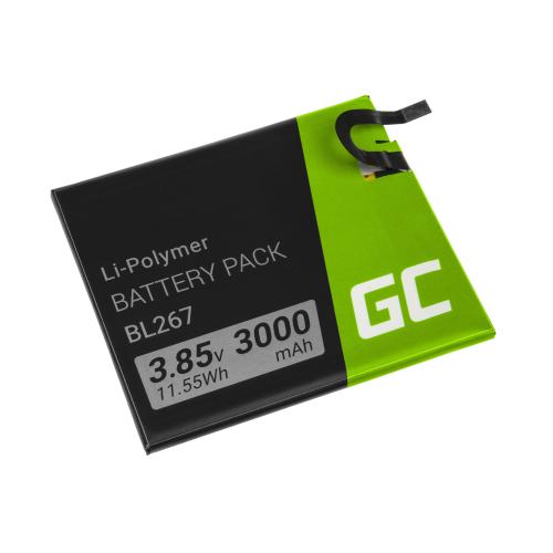 Bateria Green Cell BL267 do telefonu Lenovo Vibe K6