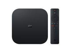 Najnowszy Xiaomi Mi Box S 4K HDR Android TV 8.1 Odtwarzacz Multimedialny Smart TV Wersja EU Język Polski
