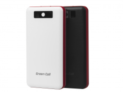 Power Bank Green Cell 24000mAh Szybkie Ładowanie Qualcomm Quick Charge 3.0