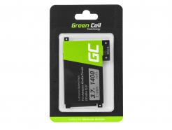 Bateria Green Cell ® 170-1056-00 do czytnika e-book Amazon Kindle Touch 3G D01200 DR-A014 B00F B010 B011 4th Gen, 1400mAh
