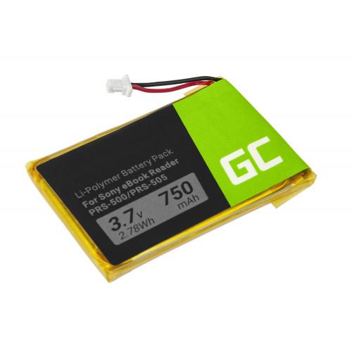 Bateria Green Cell® 1-756-769-11 do czytnika e-book Sony Portable Reader PRS-500 oraz PRS-505