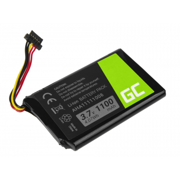 Bateria Green Cell® AHA11111008 do GPS TomTom 4FL50 Go 5100 6100 PRO TRUCK 5250