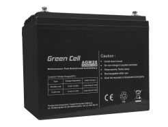 Akumulator AGM VRLA Green Cell 12V 84Ah