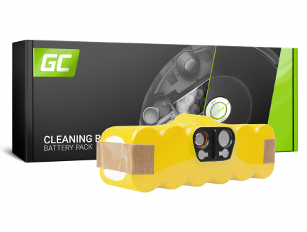 Green Cell ® Bateria do iRobot Roomba 563
