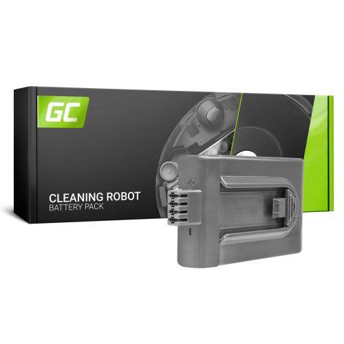 Bateria Akumulator (1.5Ah 21.6V) BP01 912433-03 912433-04 Green Cell do Dyson DC16