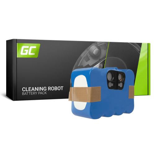Bateria Akumulator (3Ah 14.4V) Green Cell do odkurzaczy EcoGenic, Hoover, Indream, JNB, Kaily, Robot, Samba