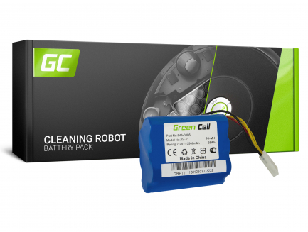 Bateria Akumulator Green Cell do Neato 945-0006 XV-11 XV-12 XV-21 XV-25 7.2V 3.5Ah