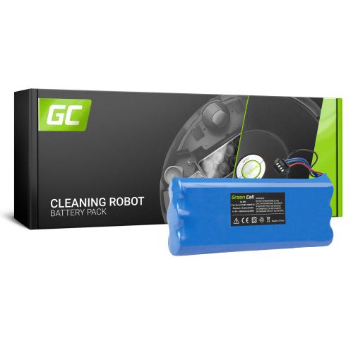 Bateria Akumulator Green Cell do Ecovacs Deebot D523 D540 D550 D560 D570 D580 14.4V 3Ah