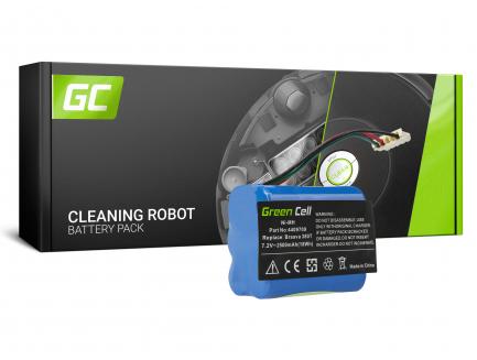 Bateria Akumulator Green Cell do iRobot Braava / Mint 380 380T 5200 5200B 5200C Plus 7.2V 2.5Ah