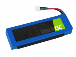 Green Cell ® Bateria GSP1029102R P763098 do głośnika JBL Charge 2 Charge 2 Plus Charge 2+ Charge 3 2015 version, 3.7V 6000mAh