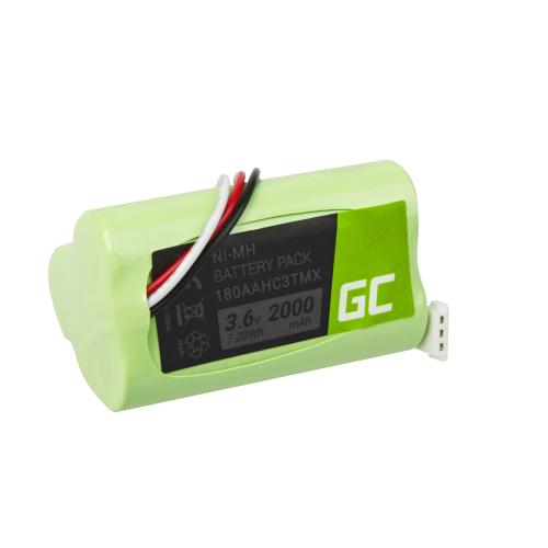 Bateria Green Cell 180AAHC3TMX do głośnika Logitech S315i S715i Z515 Z715