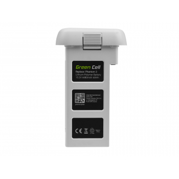 Bateria Akumulator Green Cell do drona DJI Phantom 3 15.2V 4480mAh 68Wh