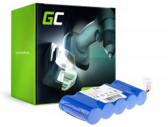 Bateria Akumulator Green Cell (3Ah 6V) do zwijacza rolet Bosch Roll-Lift K10 K12 Somfy D14 K8 K10 K12 Rollfix