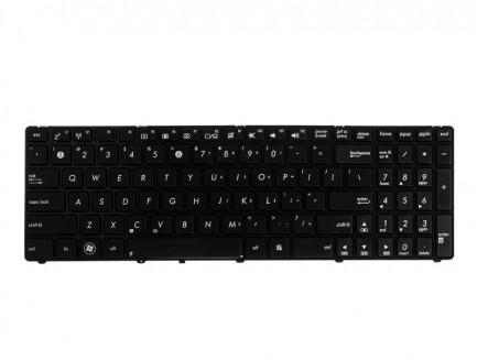 Klawiatura do Laptopa Asus K50 K50A K50AB K50AD K50AE K50AF K50C K50i K50iD K50IE K50IJ K50iJ-SX K50IL K50IN K50IP K50X