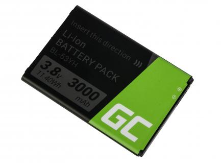 Bateria Green Cell BL-53YH do telefonu LG G3 D850 D855 Optimus