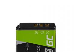 Bateria akumulator Green Cell do FujiFilm F100 F200 F300 F500 F600 F700 F80 X10 X20 FNP-50 3.7V 1300mAh