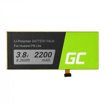 Bateria Green Cell HB3742A0EZC do telefonu Huawei P8 Lite L21