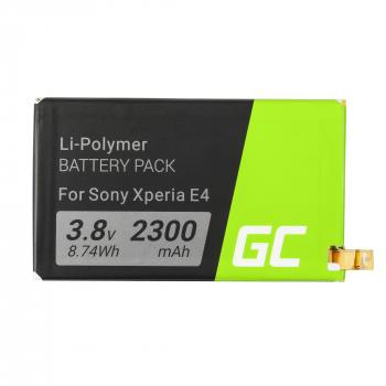 Bateria Green Cell LIS1574ERPC do telefonu Sony Xperia E4 E4G Z2 Compact Mini