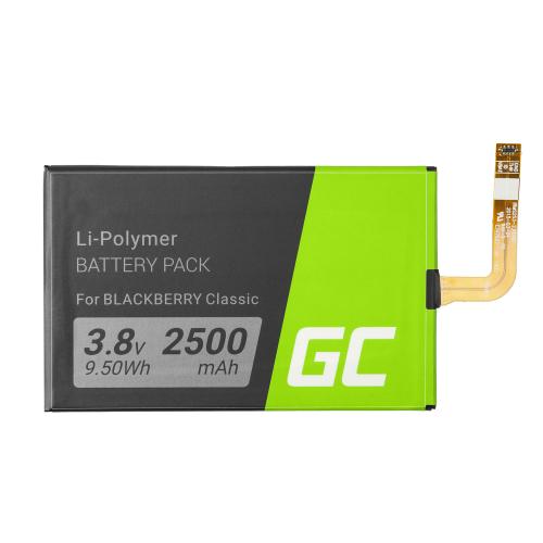 Bateria Green Cell BPCLS00001B do telefonu Blackberry Classic Q20