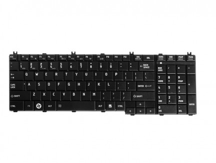 Klawiatura do Toshiba Satellite z serii C650 C655 C660 L650 L670 L750
