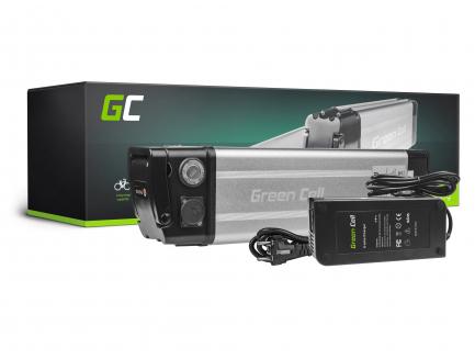 Akumulator Bateria Green Cell Silverfish 36V 14.5Ah 522Wh do Roweru Elektrycznego E-Bike Pedelec