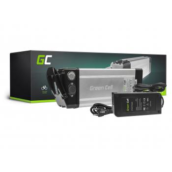 Akumulator Bateria Green Cell Silverfish 48V 11Ah 528Wh do Roweru Elektrycznego E-Bike Pedelec