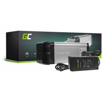 Akumulator Bateria Green Cell Rear Rack 36V 8.8Ah 317Wh do Roweru Elektrycznego E-Bike Pedelec