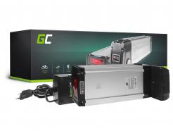 Akumulator Bateria Green Cell Silverfish 24V 10.4Ah 250Wh do Roweru Elektrycznego E-Bike Pedelec
