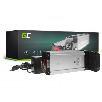 Green Cell® ULTRA Bateria do Roweru Elektrycznego 36V 20.3Ah Li-Ion Bagażnikowa z Ładowarką