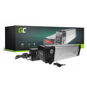Green Cell® ULTRA Bateria do Roweru Elektrycznego 36V 23.8Ah E-Bike Li-Ion Silverfish z Ładowarką
