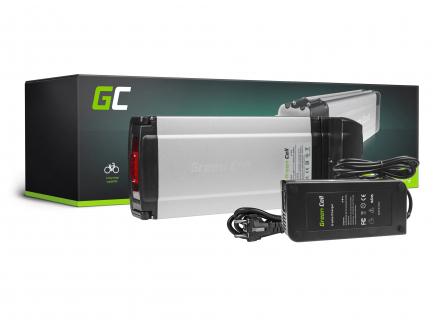 Akumulator Bateria Green Cell Rear Rack 36V 11.6Ah 417.6Wh do Roweru Elektrycznego e-Bike Pedelec