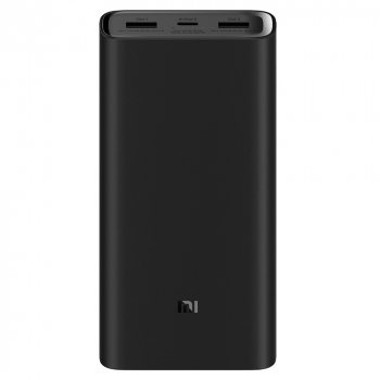 Oryginalny Power Bank Xiaomi 3 PRO 20000mAh USB-C 45W Power Delivery