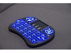 Bezprzewodowa Podświetlana Klawiatura z Touchpadem Green Cell