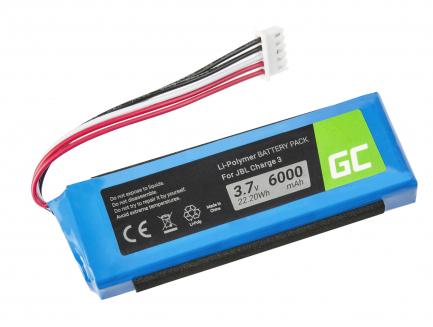 Bateria Green Cell GSP1029102A do głośnika JBL Charge 3