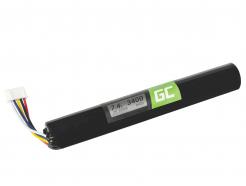 Green Cell Bateria J406/ICR18650NH-2S HYBJ4061507 dogłośnika B&O BeoLit 15 BeoLit 17 BeoPlay A2 BeoPlay A2 Active, 7.4V 3400mAh
