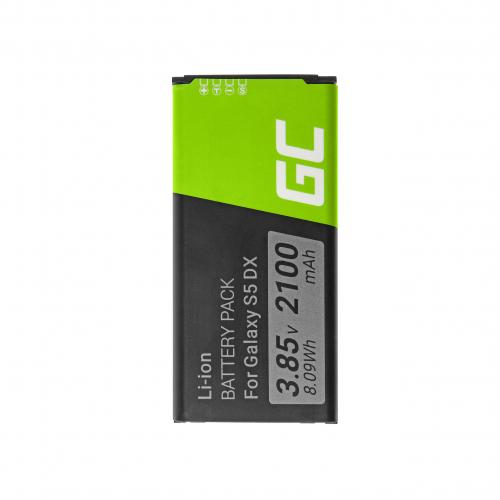 Bateria Green Cell EB-BG800CBE do telefonu Samsung Galaxy S5 Mini G800 G800F