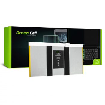 Bateria Green Cell A1389 do Apple iPad 3 A1430 A1416 A1403 3rd Gen iPad 4 A1460 A1458 A1459 4th Gen