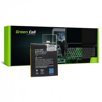 Bateria Green Cell do tabletu Amazon Kindle Fire 7 2011 1st generation