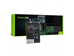 Bateria Green Cell do tabletu tabletu Lenovo IdeaTab A1000 A3000