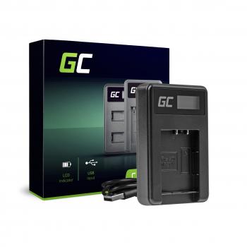 Ładowarka BC-TRX Green Cell ® do Sony Action Cam HDR-AS10 HDR-AS20 HDR-AS300 HDR-AS50 FDR-X1000V DSC-H400
