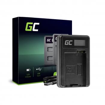 Ładowarka LC-E8 Green Cell ® do Canon LP-E8 EOS Rebel T2i, T3i, T4i, T5i, EOS 600D, 550D, 650D, 700D, Kiss X5, X4, X6
