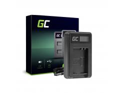 Ładowarka CB-2LCE Green Cell ® do Canon NB-10L, PowerShot G1 G3 G10 G15 G16 G1X G3X SX40HS SX50HS SX60HS (5W 8.4V 0.6A)