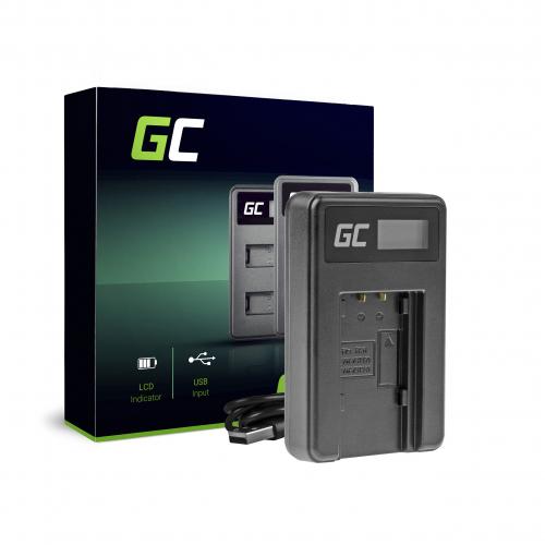 Ładowarka VW-BC10 Green Cell ® do Panasonic VW‑VBT190 HC-250 HC-V130 HC-V510 HC-V770 HC-W580 HC-WX970